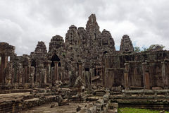 Angkor wat temple in Cambodia Stock Photography