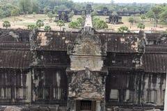 Angkor Wat Temple chez Siem Reap, Cambodge Images libres de droits