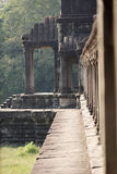 Angkor Wat temple complex Stock Image