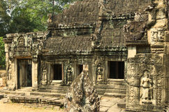 Angkor Wat. Temple. Khmer civilization. Siem Reap. Tourism in Cambodia Stock Photo
