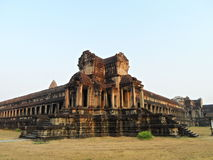 Angkor Wat. Temple Khmer Empire Stock Photos
