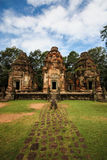 Angkor Wat. A temple ruin in Angkor Wat, Cambodia Stock Photography