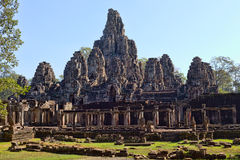Angkor Wat Temple, Siem reap, Cambodia. Stock Photos
