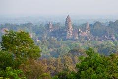 Angkor Wat Temple, Siem Reap. Cambodia Stock Images