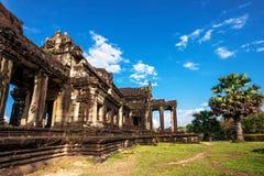 Angkor Wat Temple Royalty Free Stock Photography