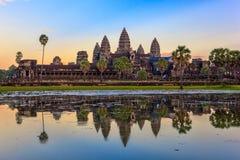 Angkor Wat Temple - Siem Reap - Cambodia Stock Photography
