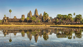 Angkor Wat Temple, Siem Reap, Cambodia Royalty Free Stock Images