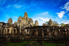Angkor Wat Temple. In Siem Reap, Cambodia Stock Photos