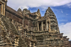 Angkor Wat Temple,. Siem reap, Cambodia Stock Photos