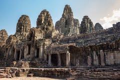 Angkor Wat Temple, Siem reap, Cambodia ruins Stock Photography