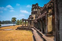 Angkor Wat Temple, Siem reap, Cambodia Stock Photography