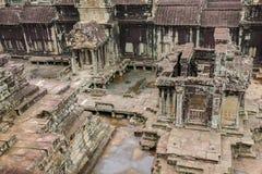 Angkor Wat Temple, Siem reap, Cambodia. Stock Images