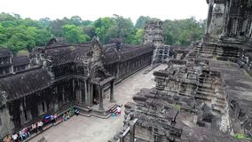 Angkor Wat temple, Siem Reap, Cambodia Stock Photography