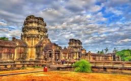 Angkor Wat Temple at Siem reap, Cambodia Royalty Free Stock Images