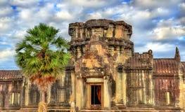 Angkor Wat Temple at Siem reap, Cambodia Stock Photos