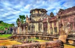 Angkor Wat Temple at Siem reap, Cambodia Royalty Free Stock Photos