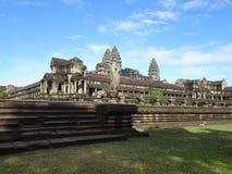 Angkor Wat Temple in Siem Reap in Kambodscha Stockfoto