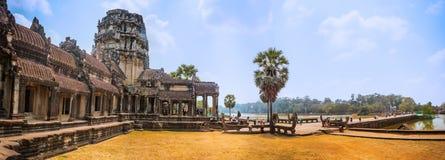 Angkor Wat Temple, Siem reap, Cambodia Stock Image