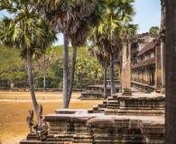 Angkor Wat Temple, Siem reap, Cambodia Royalty Free Stock Photography