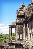 Angkor Wat Temple view, Siem reap, Cambodia Royalty Free Stock Photography