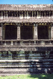 Angkor Wat Temple view, Siem reap, Cambodia Royalty Free Stock Photo