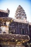 Angkor Wat Temple view, Siem reap, Cambodia Royalty Free Stock Image