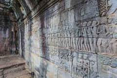 Angkor Wat Temple - Siem Reap - Cambodia Royalty Free Stock Photos