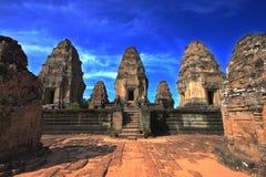 Angkor Wat Temples Photos libres de droits