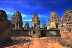 Angkor Wat Temples royalty free stock photos