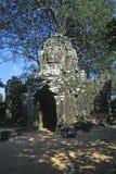Angkor Wat, templo del som de TA Imagen de archivo