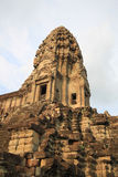 Angkor Wat Tower Royalty Free Stock Images