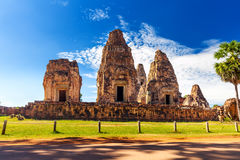 Angkor Wat - UNESCO World Heritage site near Siem Reap, Cambodia Royalty Free Stock Image