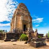 Angkor Wat - UNESCO World Heritage site near Siem Reap, Cambodia Royalty Free Stock Photos