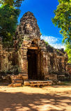 Angkor Wat - UNESCO World Heritage site near Siem Reap, Cambodia Royalty Free Stock Images