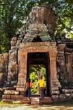 Angkor Wat - UNESCO World Heritage site near Siem Reap, Cambodia Stock Photos
