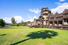 Angkor Wat världsarv i Cambodja arkivfoto