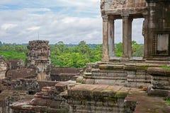 Angkor Wat view Stock Photos