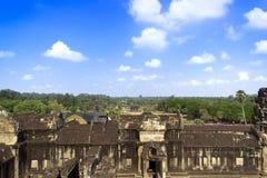 Angkor Wat View. Stock Image