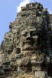 angkorbayon cambodia skördar siemtempelwat Arkivfoton