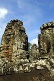 angkorbayon cambodia skördar siemtempelwat Fotografering för Bildbyråer