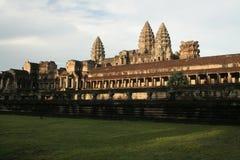 angkorcambodia wat Arkivbild