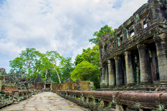 angkorcambodia wat Royaltyfri Foto