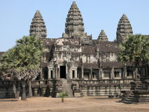 angkorwat Royaltyfria Foton