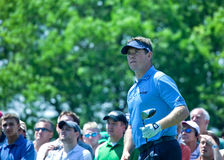 Anglais Lee Westwood Photos stock