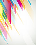 Angle Background. An illustration of an abstract angled background Royalty Free Stock Photography