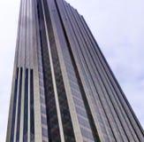Angle d'un gratte-ciel Images stock