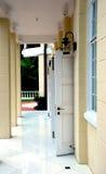 Angle extérieur Images stock