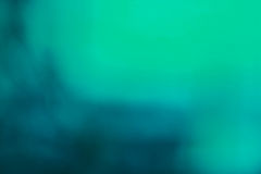 Angle gradient turquoise background Royalty Free Stock Photo