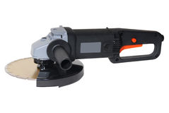 Angle grinder Stock Images