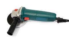 Angle grinder Royalty Free Stock Photo